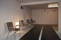 600 sq. ft heated indoor training area